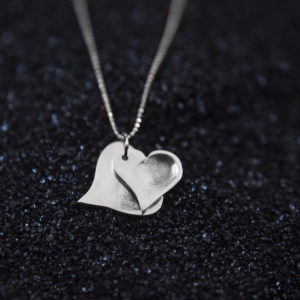 Fingerprint Jewellery | fingerprint necklace