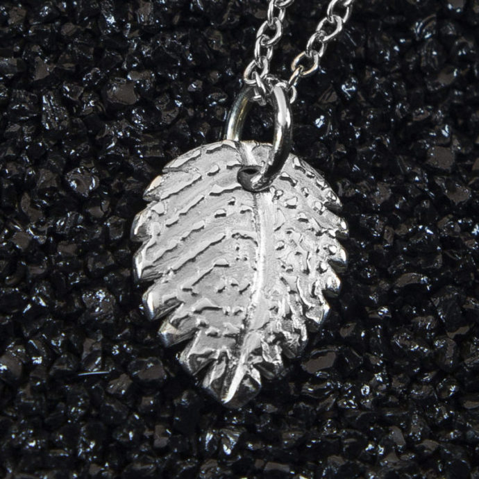 Enhanced leaf fingerprint pendant available from only 47 enhanced leaf fingerprint pendant mozeypictures Image collections