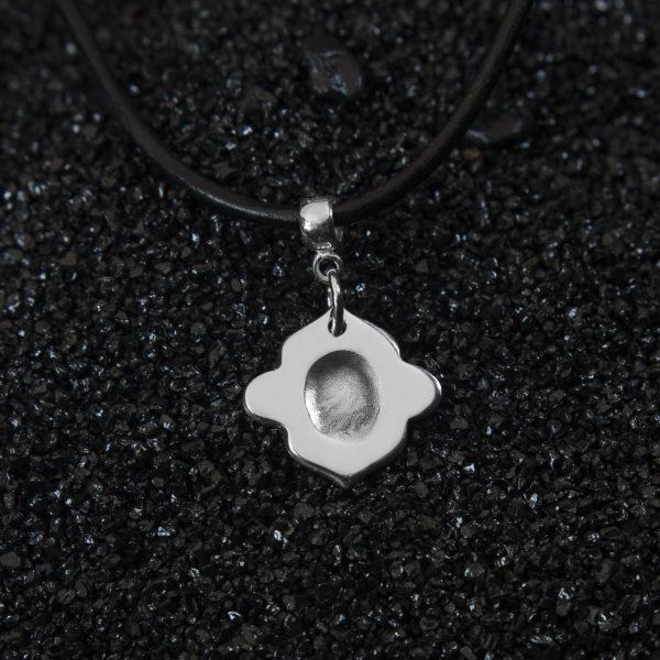 Elizabeth Fingerprint Jewellery Pendant