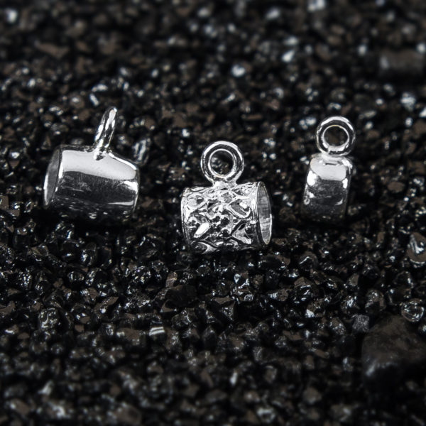 Fingerprint Jewellery Charm Carriers