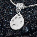 Pawprint Bracelet Charm