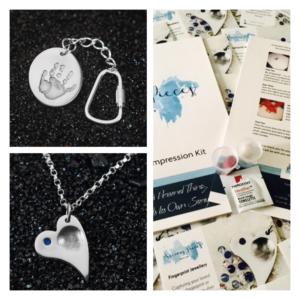 Memorial Jewellery Impression Kit