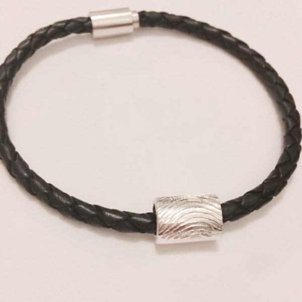 Mens Fingerprint Jewellery