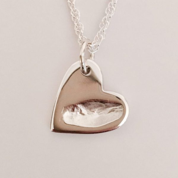 Sleping Baby Memorial Jewellery