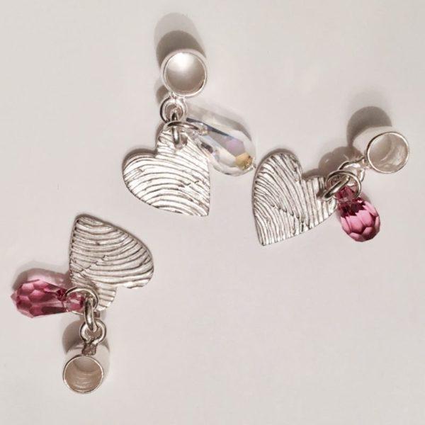 personalised pandora style bracelet charm