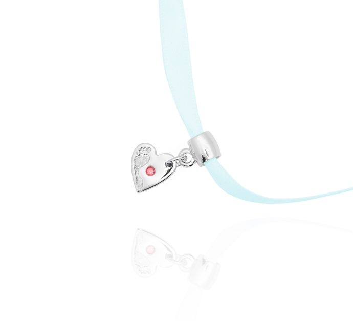 a6a80b015 pandora heart footprint bracelet charm · Personalised Mothers Days Gift