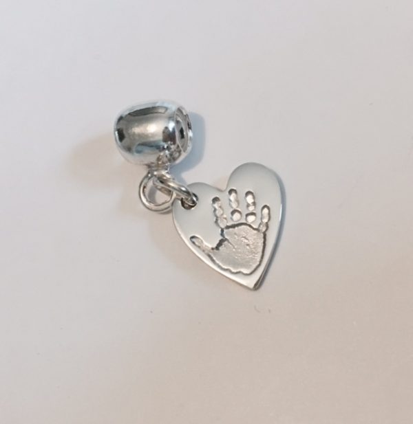 pandora Handprint Bracelet Charm
