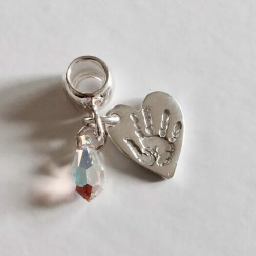 Mothers Day Personalised Bracelet Charm